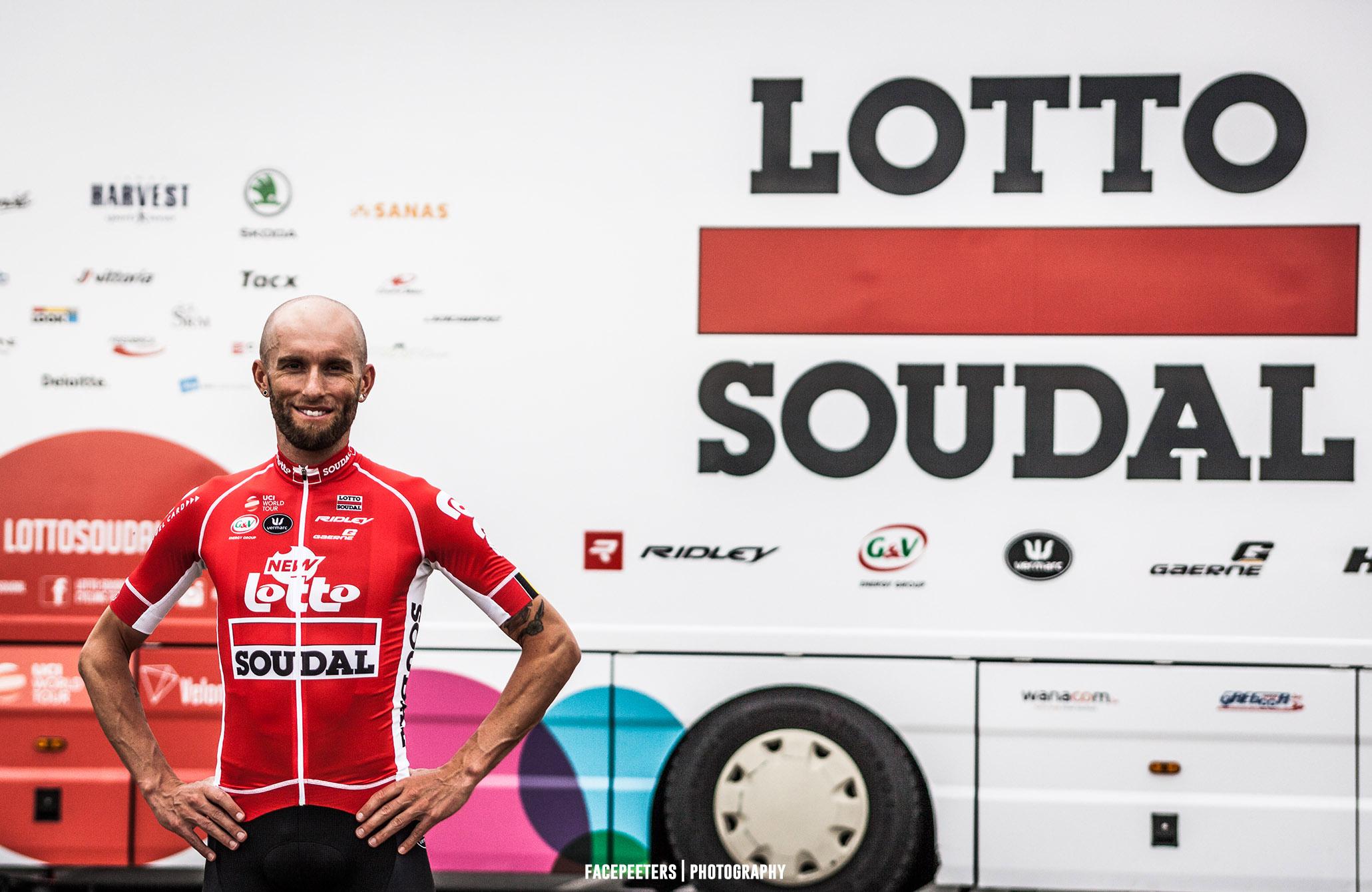 Wywiad z Tomaszem Marczyńskim z Lotto Soudal po pierwszych etapach Tour de France