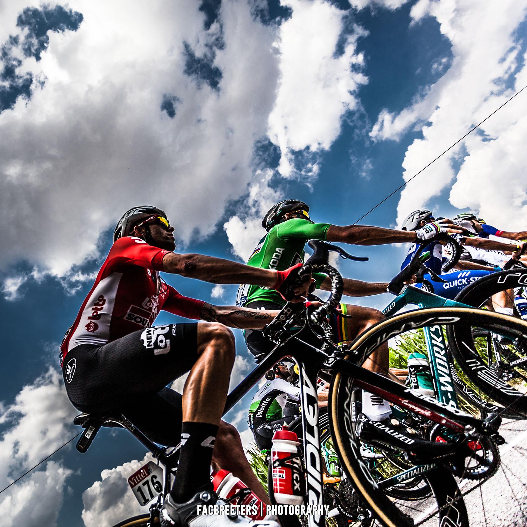 Tomasz Marczyński o odcinkach brukowanych na Tour de France 2018