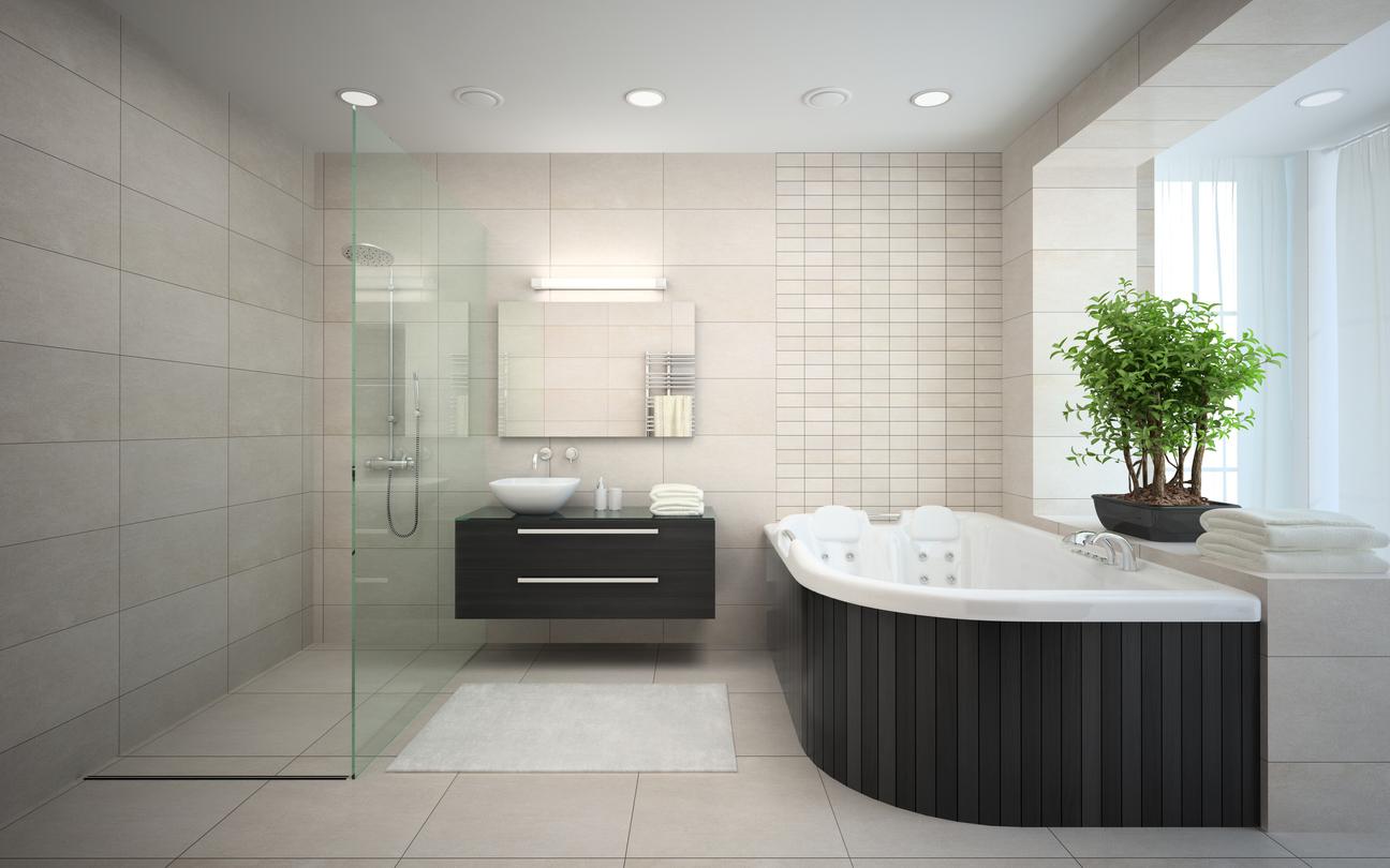 Montaż Szklanej Półki W łazience Polubisz Remont
